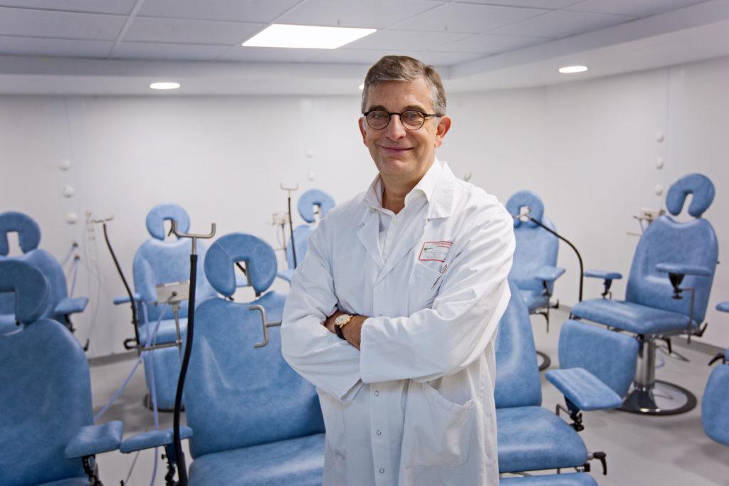 Frederic de Blay Alyatec allergen exposure chamber unit allergen clinical trials allergy